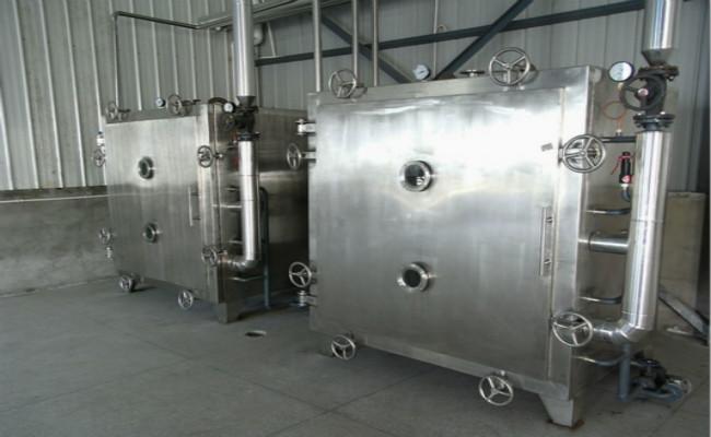 南京真空冷冻干燥机使用时会出现的故障以及排除方法
