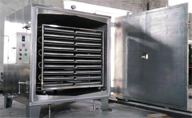 南京龙伍真空干燥机的正确操作方法